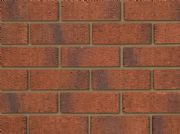Ibstock Anglian Red Multi Rustic 73mm Brick C0257A